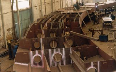 Construcción de estructura 600 px